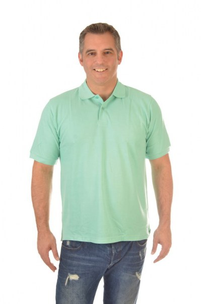 Men's Bamboo Polo Shirts