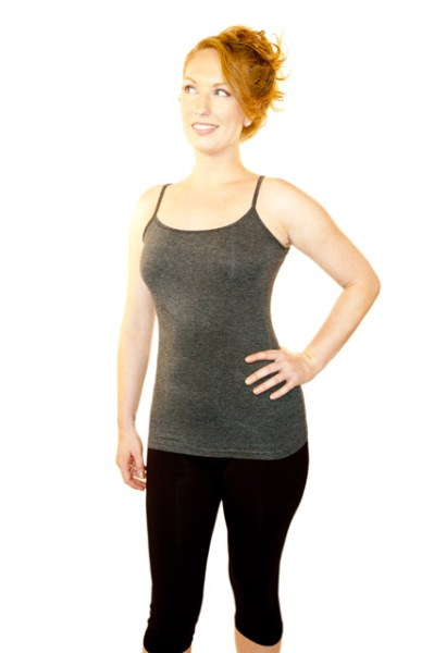 Women's All Natural Camisoles and Eco-Friendly Clothing
