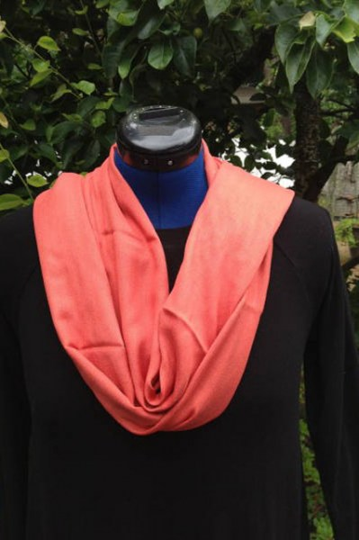 Fabric scarves for women with fashion solid colors