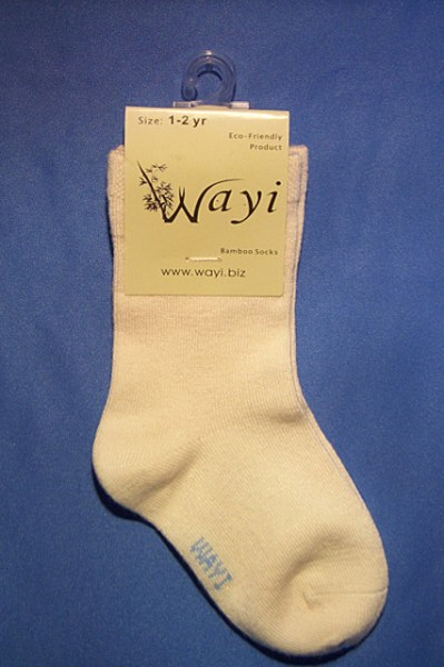 Toddler Socks All Natural Eco-Friendly Clothing
