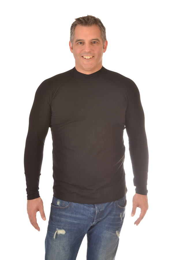 Product Features make the turtleneck shirts ideal shirts Quality mock neck shirts.
