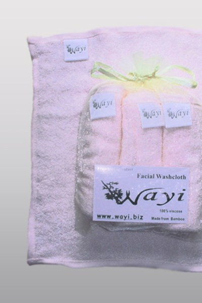 Bamboo Facial Towels All Natural Bamboo Wash Cloth