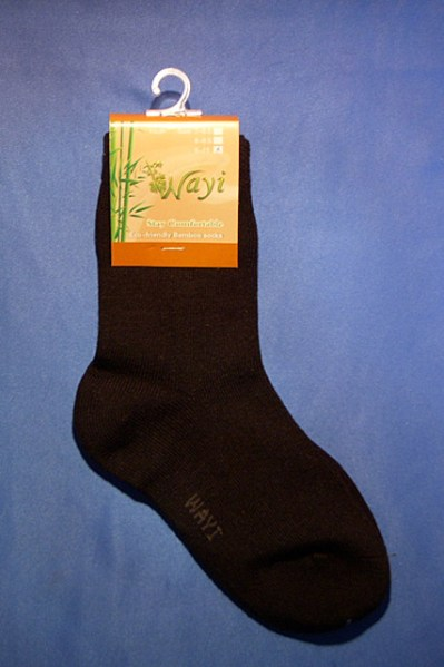 Kid's Bamboo Socks All Natural Bamboo Clothing